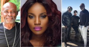 RMD Reacts Seyi Shay's Fall