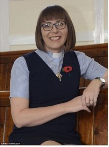 Transgender Minister