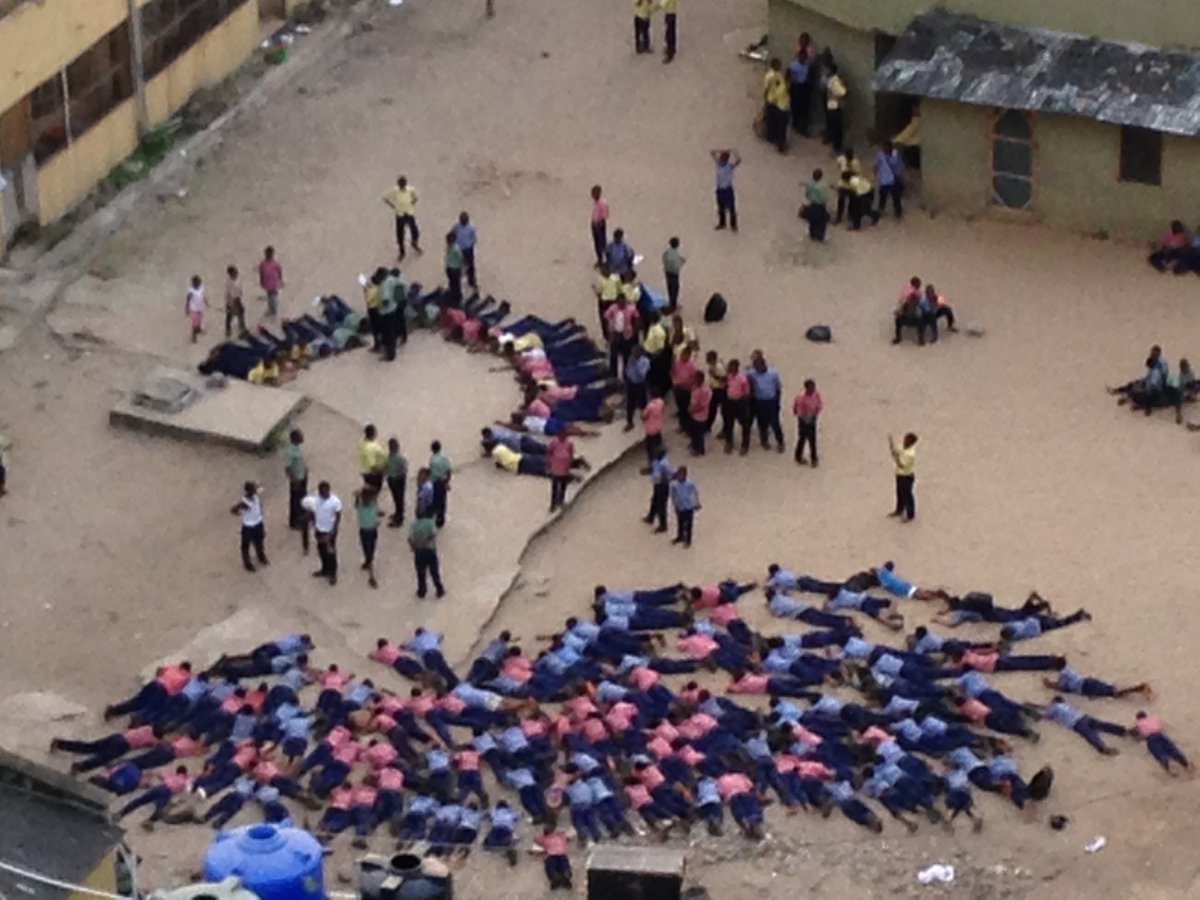 Kings College Lagos Students