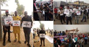 EndSARS Nationwide Protest