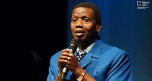 Pastor Adeboye calls
