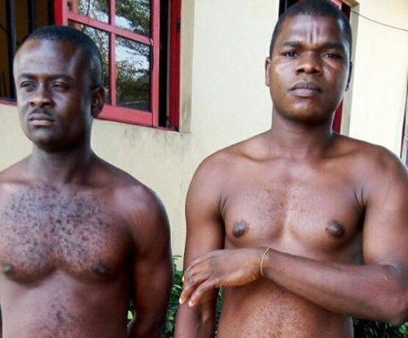 Two Fake SARS Operatives Arrested