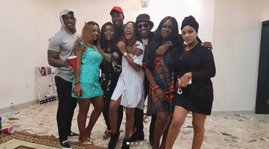 uriel hosts 2017 bbnaija housemates