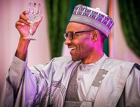 News: Buhari Said I thought I was 74 but I was told I am 75