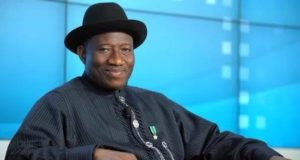 Goodluck Jonathan says