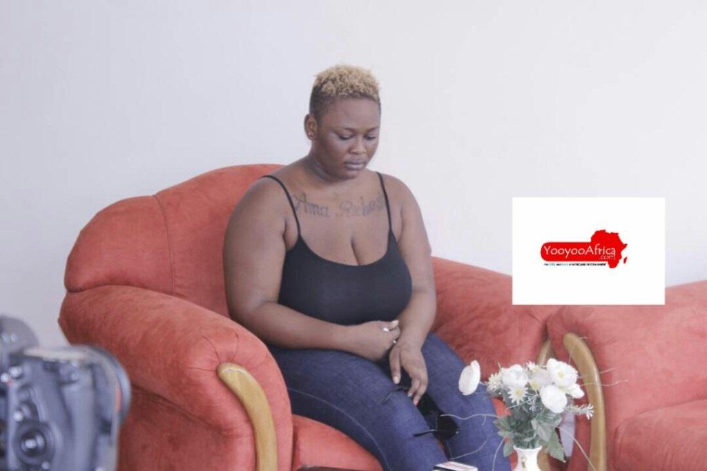 If Im raped, Ill blame myself - nude Ghanaian model in