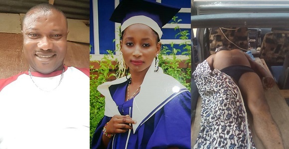 Nigerian man, David Ajali allegedly killed by his wife in Ebonyi State
