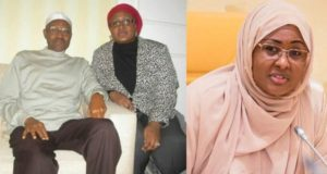 Aisha Buhari Cries Out