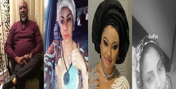 Abuja Big Girls Fight Over Senator Dino Melaye After His