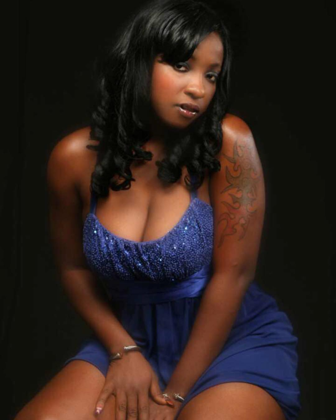Anita Joseph tattoo