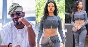 Don Jazzy tells Rihanna