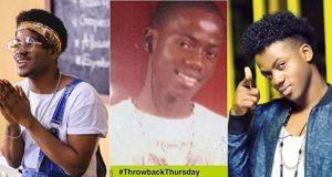 Korede Bello shares Throwback