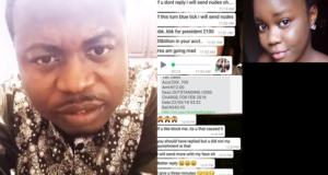 Nigerian man exposes