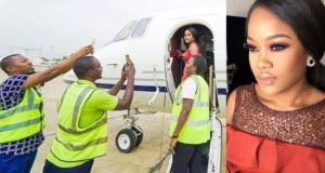 Cee-C becomes first