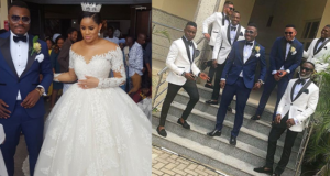 Emenike & Iheoma Nnaji wedding