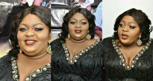 Eniola Badmus blasts fan