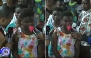 12 year old Ghanaian Lesbian