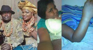 Nigerian man exposes wife