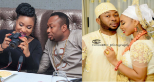 Tonto Dikeh ex-husband