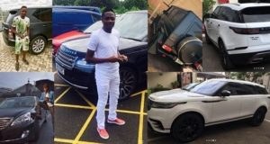 Ahmed Musa Cars