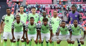 Russia stops Nigeria fans