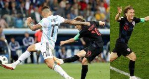 Croatia defeats Argentina