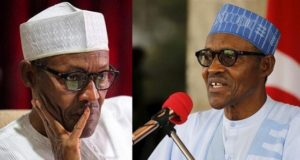 President Buhari admits