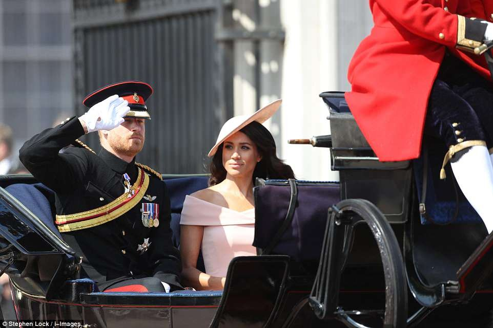 Meghan Markle and Queen Elizabeth: The etiquette rule the