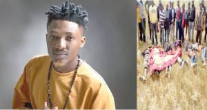 Efe reacts