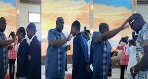 Governor Okorocha anoints