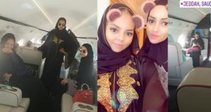 Indimi daughters fly