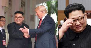 Kim Jong Un brought
