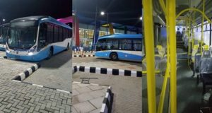 new Lagos buses