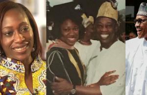 MKO Abiola daughter