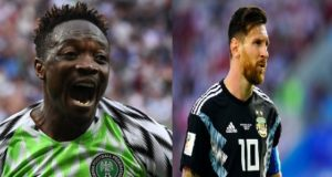 Ahmed Musa vows