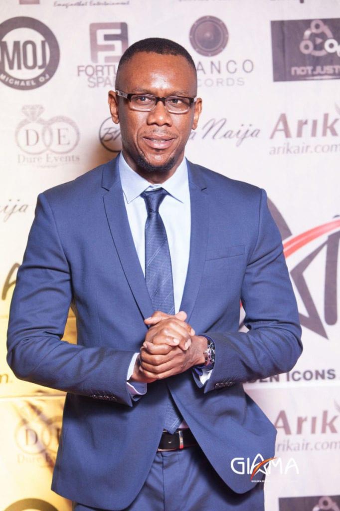 Filmaker Pascal Atuma