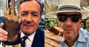 Piers Morgan blasts Nigerian