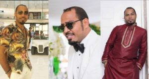 Ramsey Nouah reacts