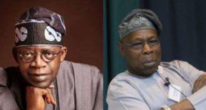 Tinubu calls Obasanjo