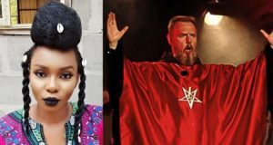Yemi Alade & Church
