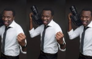 Charles Uwagbai calls