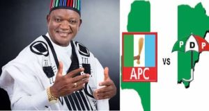 Governor Ortom defects