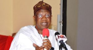 Lai Mohammed says Nigerians