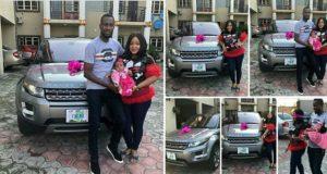 Nigerian man buys