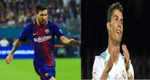 Ronaldo sends