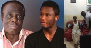 Mikel Obi's father kidnapped