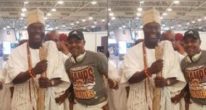 Ooni Ife & Saidi Balogun