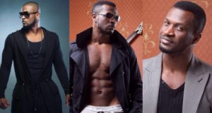 Peter Okoye gets first