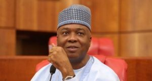 Saraki reacts