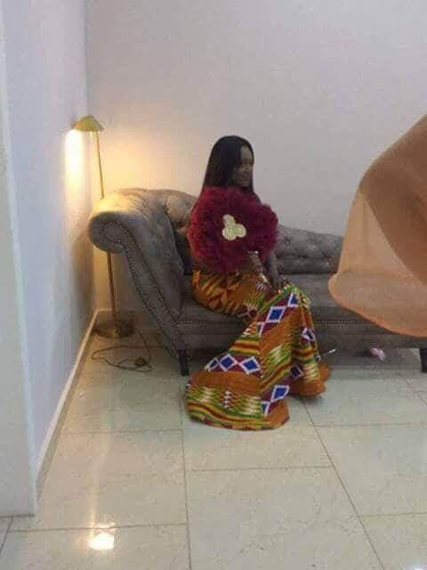 Sarkodie's Traditional wedding